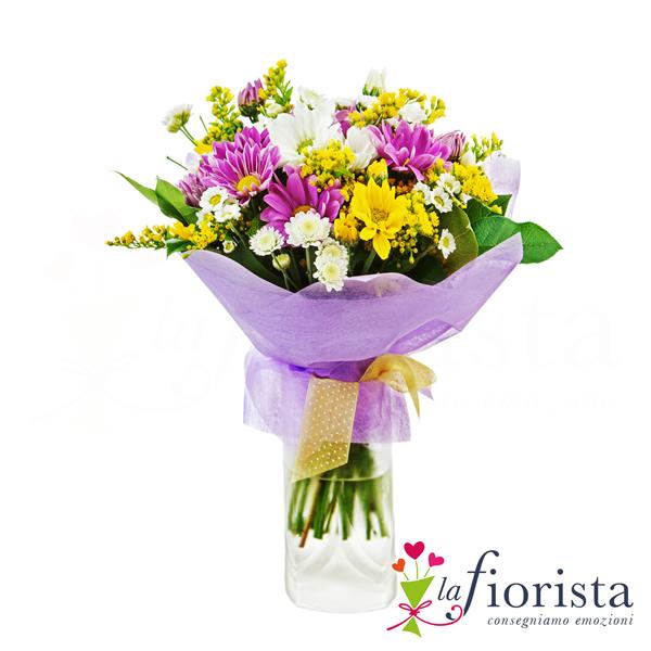Top Consegna fiori a domicilio: Fiori per Compleanno con LaFiorista.it  EY39
