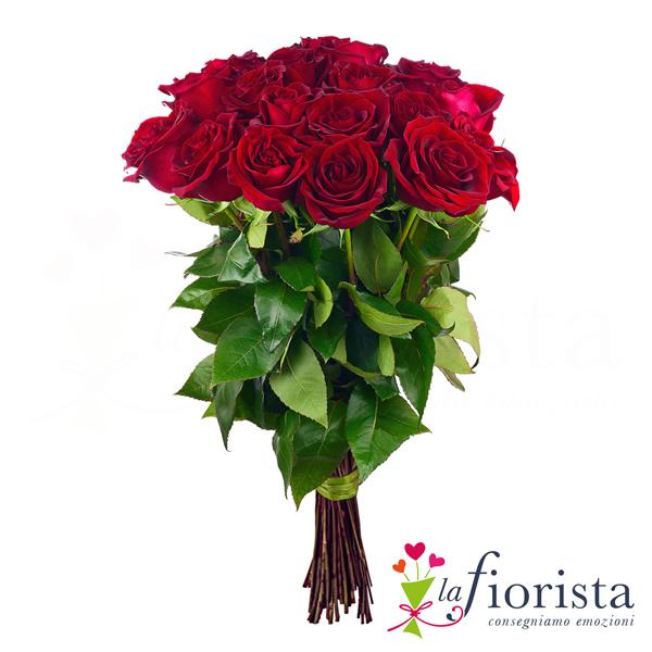 10€ di sconto su un mazzo di rose rosse  (valido su tutte le composizioni)
