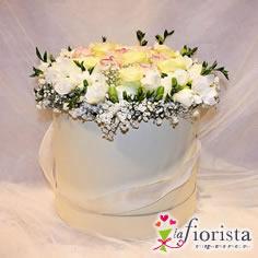 Cappelliera fiori misti